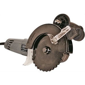 North American Tool Double Cut Saw, 7.5 A, 5 In