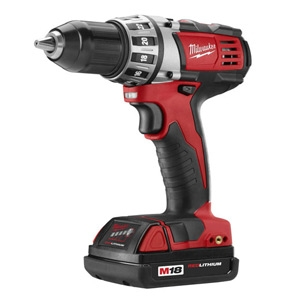Milwaukee M18 Cordless Lithium-Ion Compact Drill Driver