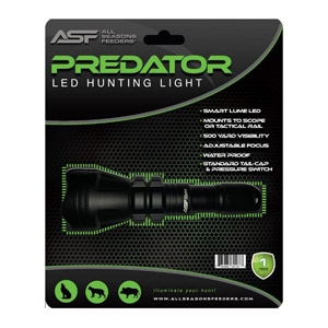 ASF Predator LED Hunting Light