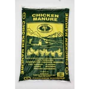 Carpinito Brothers Chicken Manure