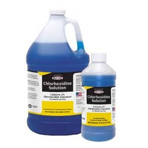 Durvet® Chlorhexidine Solution