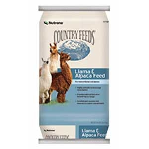 Nutrena® Country Feeds® Llama & Alpaca Feed