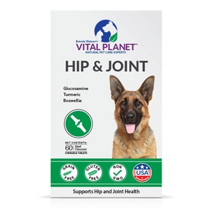 Vital Planet™ Hip & Joint Chewable Tablets