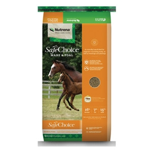 Nutrena SafeChoice® Mare & Foal Horse Feed