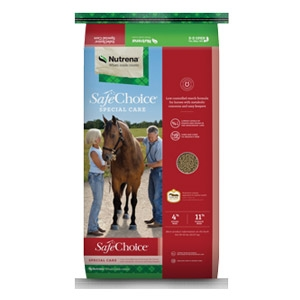 Nutrena SafeChoice® Special Care Horse Feed