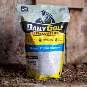 Redmond® Daily Gold™ Stress Relief Equine Supplement
