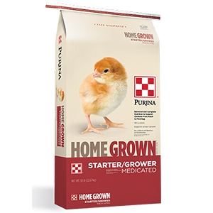 Purina® Home Grown™ Starter/Grower - Medicated