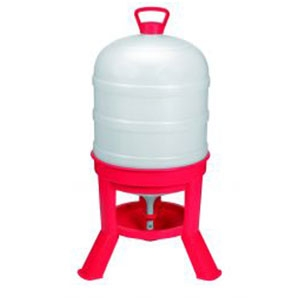 Little Giant® 10-Gallon Plastic Dome Waterer