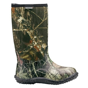 Bogs® Classic Mossy Oak Kids Insulated Boots