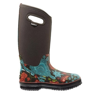 Bogs® Classic Winter Blooms High Women's Insulated Boots