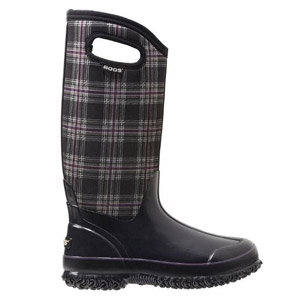 Bogs® Classic Winter Plaid High Women's Insulated Boots