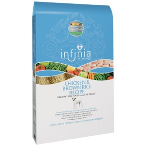 Infinia™ Chicken & Brown Rice Recipe 5lbs.