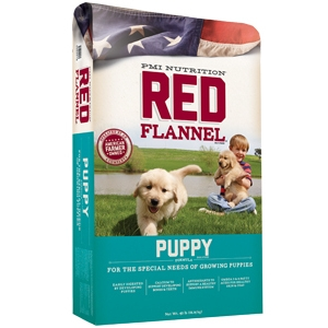 Red Flannel™ Puppy Formula 20lbs.