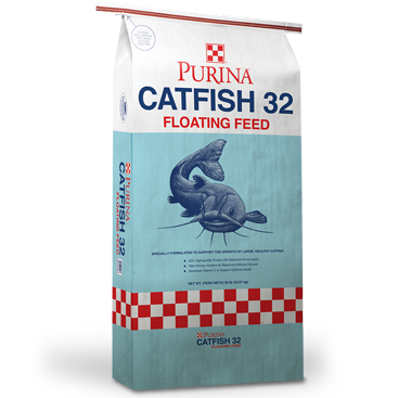 Purina® Catfish 32 Floating Food