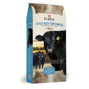 Purina® Stocker Grower® Medicated Cattle Feed