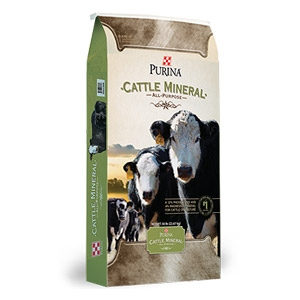 Purina® All-Purpose Cattle Mineral