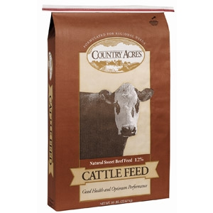 Country Acres® Ranch Hand 20% Protein Cube 50 Lb.