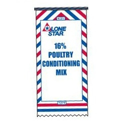 Lone Star 16% Poultry Conditioning Mix