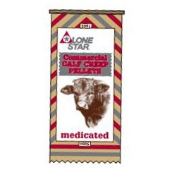 Lone Star Commercial Calf Creep Pellets