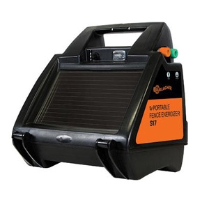Gallagher® S17 Portable Solar Fence Energizer