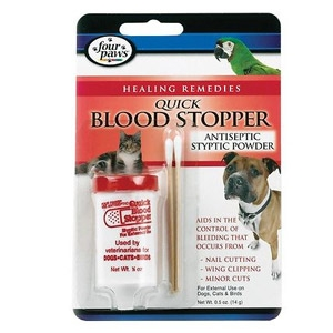 Four Paws® Quick Blood Stopper Powder