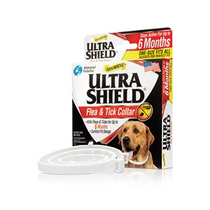 Absorbine® UltraShield® Flea & Tick Collar for Dogs