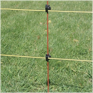 Zareba® Rebar Electric Fence Posts