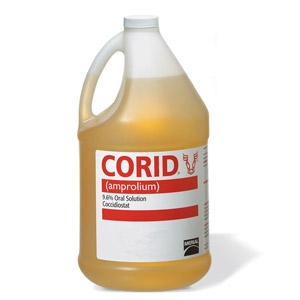 Corid® 9.6% Oral Solution Coccidiossis Preventative for Calves