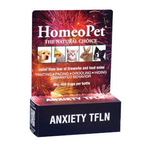 HomeoPet® Anxiety TFLN - Fireworks Loud Noises Relief