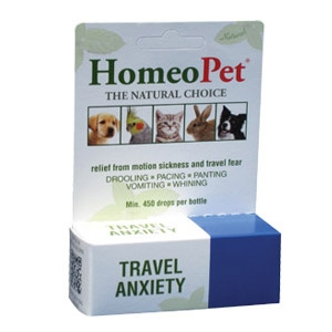 HomeoPet® Travel Anxiety Relief