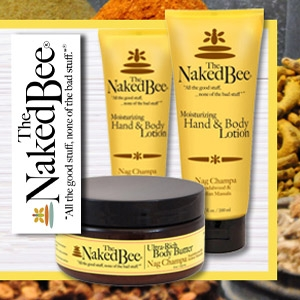 The Naked Bee® Natural Personal Care Products