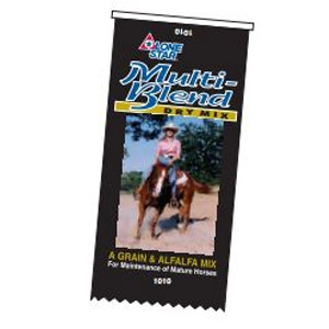 Multi-Blend Dry Mix Horse Feed