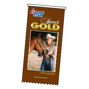 Sweet Gold 12 Sweet Feed for Horses & Cattle