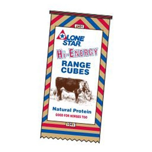 Hi-Energy Range Cubes for Horse & Cattle