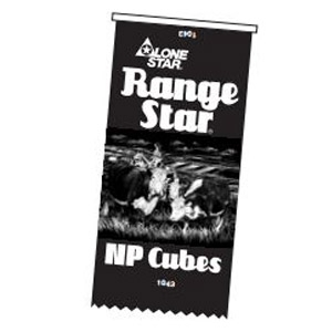 Range Star® NP Cubes for Cattle