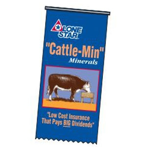 12-6 Pasture Mineral Supplement for Cattle