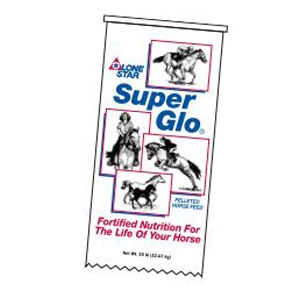 Super Glo® 3 Pelleted Horse Feed