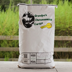 Grandpa's Diatomaceous Earth