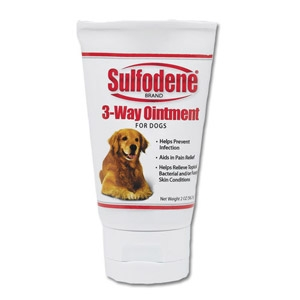 Sulfodene® Brand 3-Way Ointment for Dogs