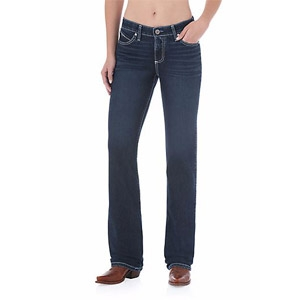 Wrangler® Q-Baby with Cool Vantage Ladies Ultimate Riding Jeans