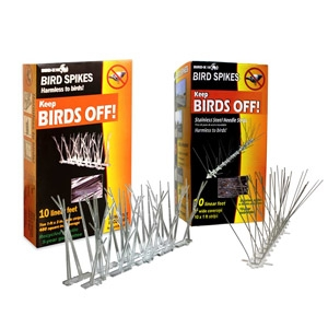 Bird-X®10' Poly Bird's Off Spike Kit