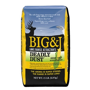 Big&J Deadly Dust Sweet Corn Attractant