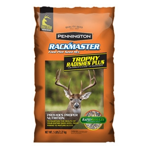 Rackmaster® Rackmaster® Trophy Radishes Plus Plot Seed