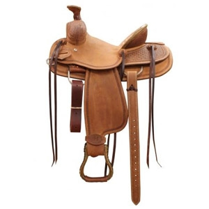 Mini Motes Youth Saddle