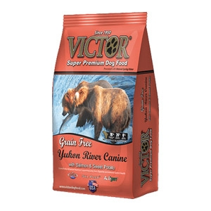 Victor Select GF Yukon River Salmon & Sweet Potato Dog Food