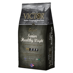 Victor Select Senior / Healthy Weight Dog Food