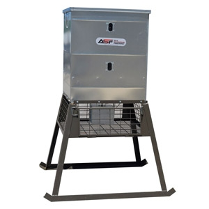ASF 600# Stand & Fill™ Spin Feeder