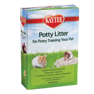 Potty Litter for Small Animals