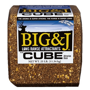 Big&J The CUBE BB2™ Long Range Deer Attractant