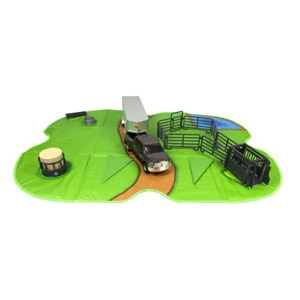 Big Country Toys Starter Farm Toy Set